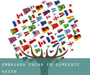Embajada China en Gemeente Assen